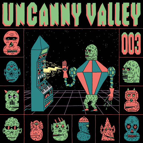 Uncanny Valley 003: A2 - Credit 00 - Eiserne Lunge  (128 kbps Preview)