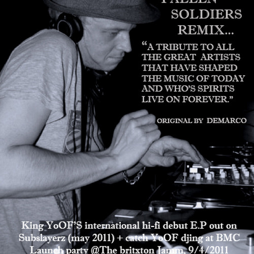Fallen soldiers (Yoof's dubstep remix)