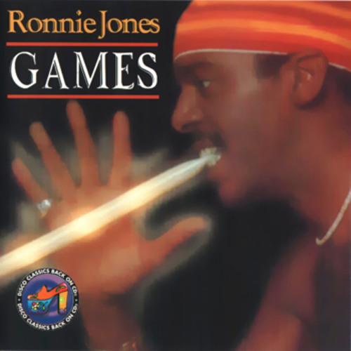 Ronnie Jones - Video Games (Butch le Butch Jeux Vidéo Re-work)