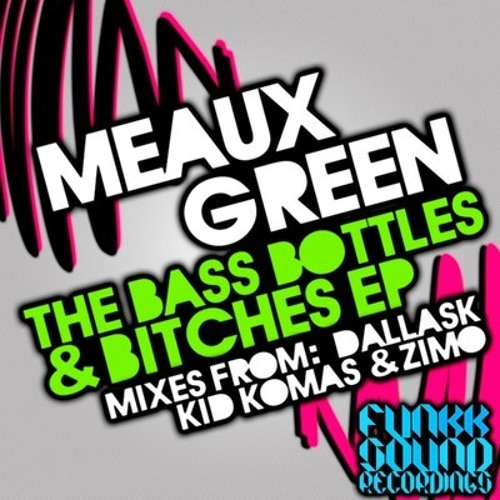 Meaux Green - Poppin Bubbly (ZIMO Remix) 192kps