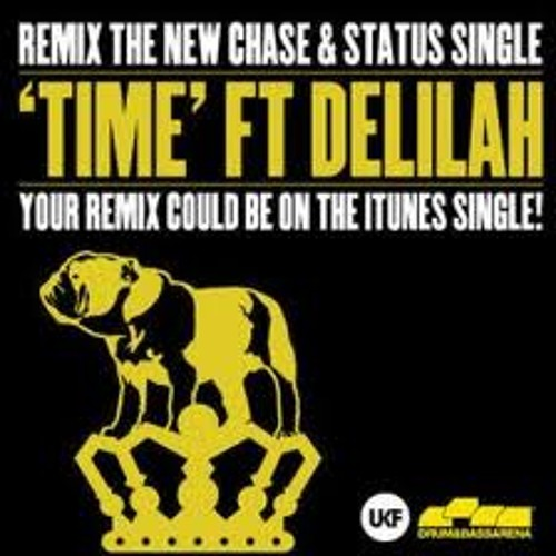 Chase & Status 'Time' Ft Delilah (Frostie Dubstep Remix)