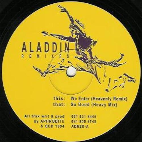 Aladdin aka DJ Aphrodite - We Enter (Heavenly Remix 1994)