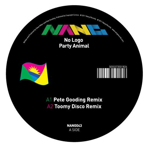 No Logo - Party Animal (Toomy Disco Remix)