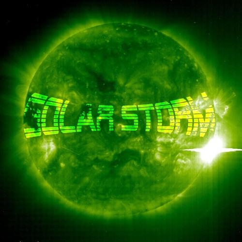 Solar Storm - Fire in Oxygen Garden