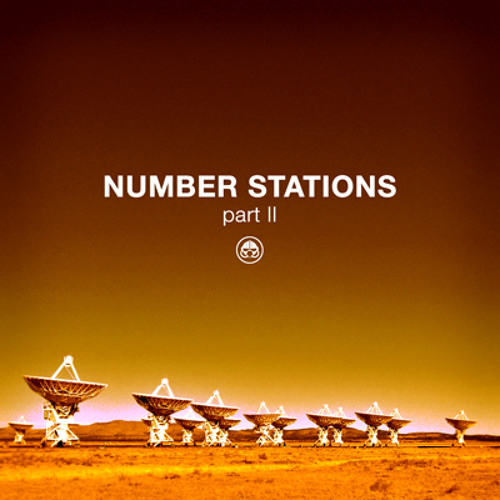 [PS025] Various Artists - Number Stations part II