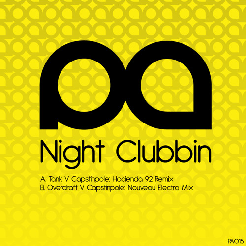 Overdraft V Capstinpole - Night Clubbin (Nouveau Electro Mix)