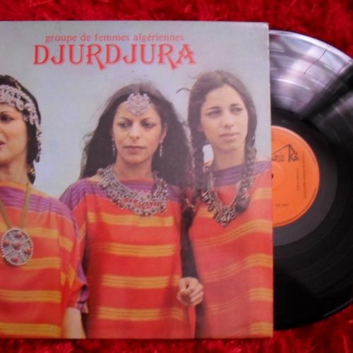 "Djurdjura ""Annagh Nigham"" (1979) Disque vinyle 33 tours"