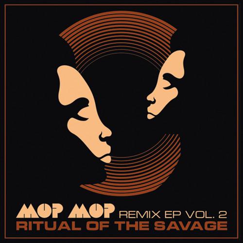 """Mop Mop - Hot Pot (Ezequiel Lodeiro """"Latinazo Dub"""") Infracom records."""