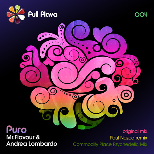 Mr.Flavour & Andrea Lombardo - Puro (original mix)