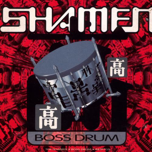 The Shamen - Boss Drum (The Beatmasters Boss Mix)