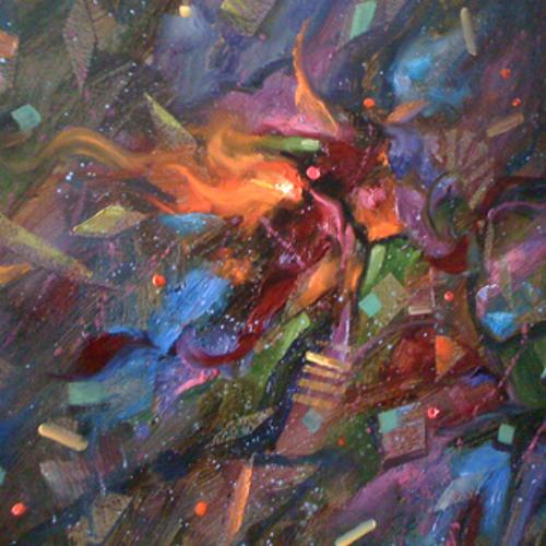 Seba - Painted Skies (Daat Night Moves Abstract)
