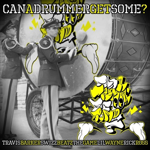 Travis Barker - Can A Drummer Get Some? (Diplo Remix)