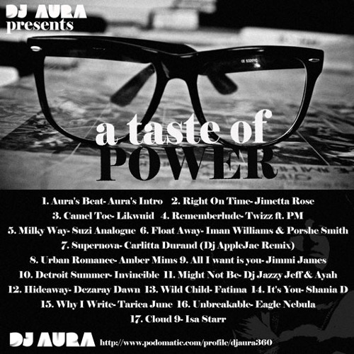 A Taste Of Power (Vol.1)