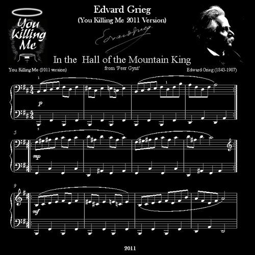 You Killing Me - Grieg!