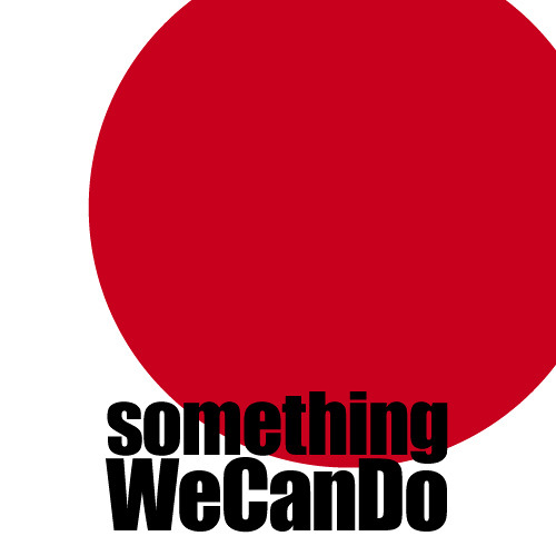Something We Can Do - A charity compilation album to support Japan. Release Date - 30/03/2011