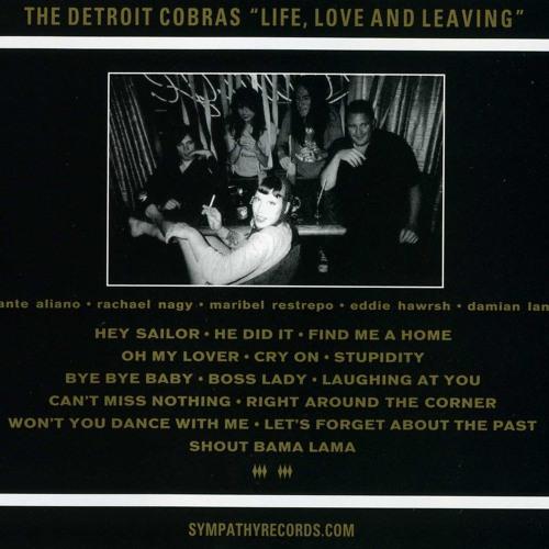 The Detroit Cobras - He Did It