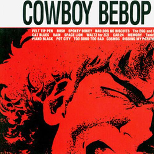 Cowboy BeBop - Goodnite Julia ( Saxophone solo)