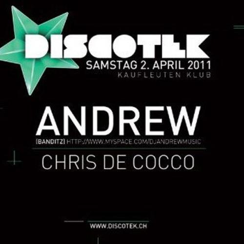 Discotek @ Kaufleuten Promo Mix