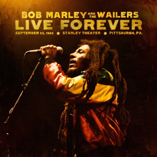 bob marley and the wailers-live forever cd2