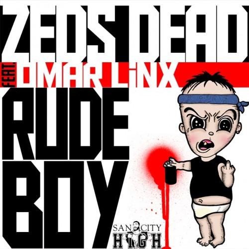 Zeds Dead & Omar Lynx - Rude boy ★The Spikerz Remix★ FREE DOWNLOAD
