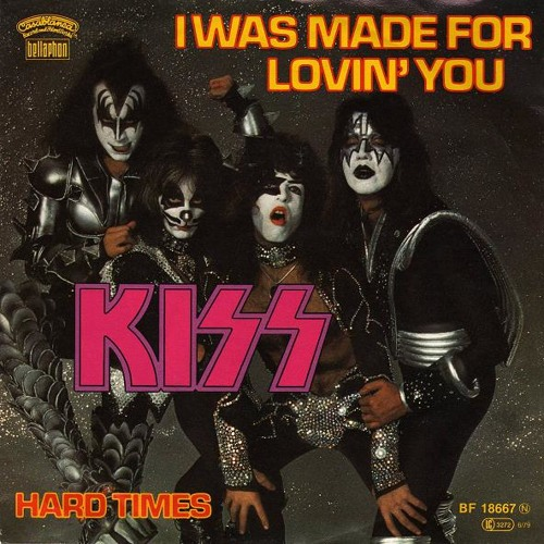 "Kiss ""I Was Made For Loving You"" (Dr. Kucho! rework)"
