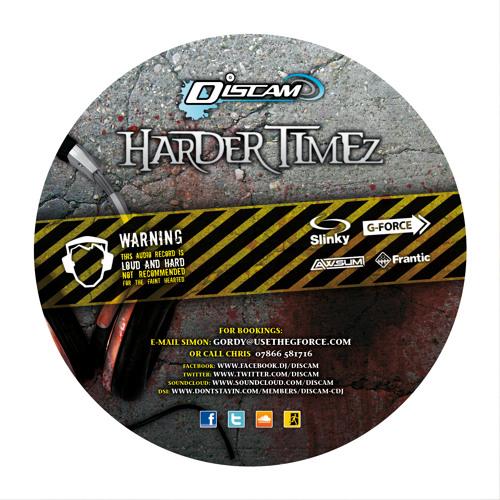 Harder Timez Promo Mix