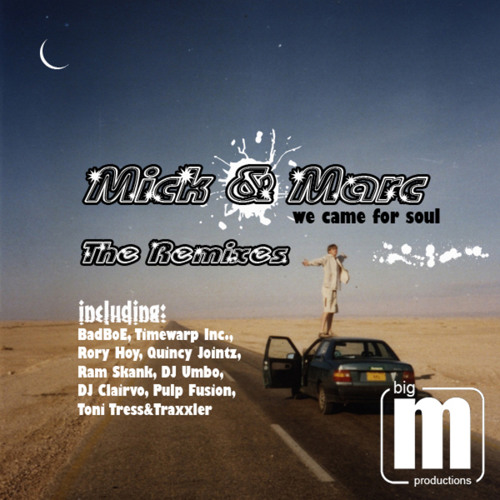 Mick & Marc - Our Thing (Rory Hoy Remix)