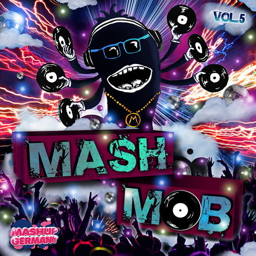 Mashup-Germany - Mash Mob Promo Mix