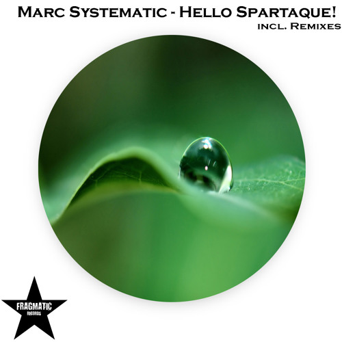 Marc Systematic - Minimax (Max Freegrant's Fragmatic Remix) (Promo Cut)