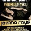 Joanna Rays in the FUN CLUB (Fun Radio)