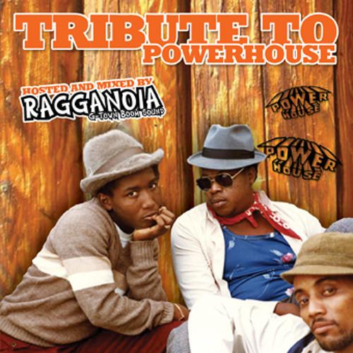Ragganoia Sound - Tribute to Powerhouse (Mix-CD)