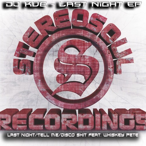 "DJ Kue & Whiskey Pete - ""Disco Shit"""