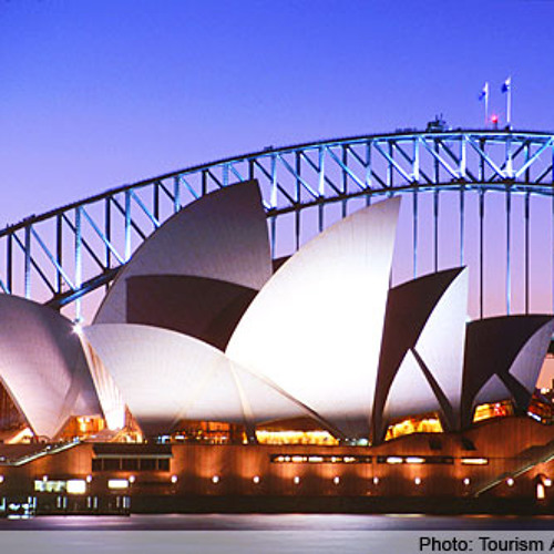 Sydney Glitch Hop