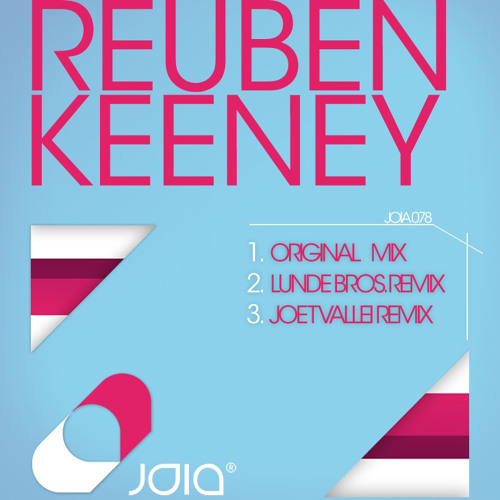 Reuben Keeney - Malta (Lunde Bros. Remix) [Joia Records]