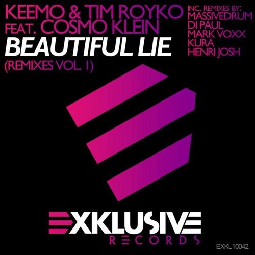 Keemo And Tim Royko Feat Cosmo Klein - Beautiful Lie (Henri Josh Mix)