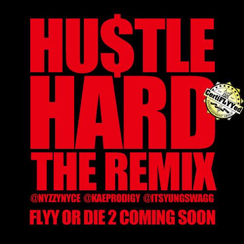 Hustle Hard(Remix)