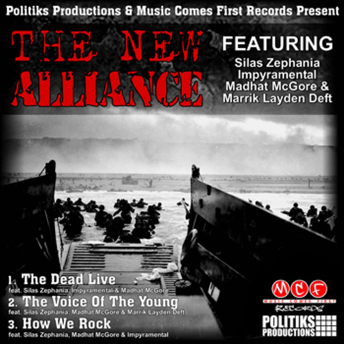 The Voice Of The Young feat. Silas Zephania, Madhat McGore and Marrik Layden D. (prod. by Politiks)