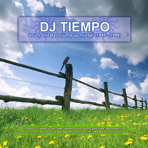 DJ Tiempo - 1995 to 1999 Vinyl Mix (Drum and Bass Jump Up Mix)