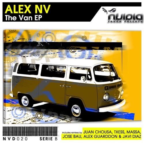 Alex NV - The Van (Original Mix) [Nvidia Sound Factory] ¡¡Out Now!!