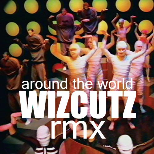Daft Punk - Around The World (Wizcutz RMX)