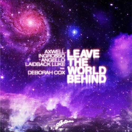 Leave The World Behind (Allan Guterres, Zonato Silva & Pablo DJ)