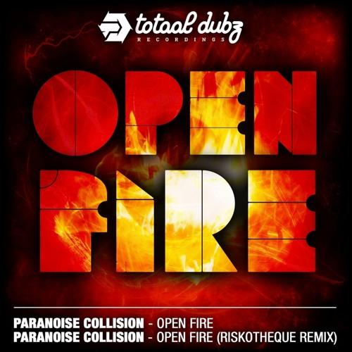 Paranoise Collision - Open Fire