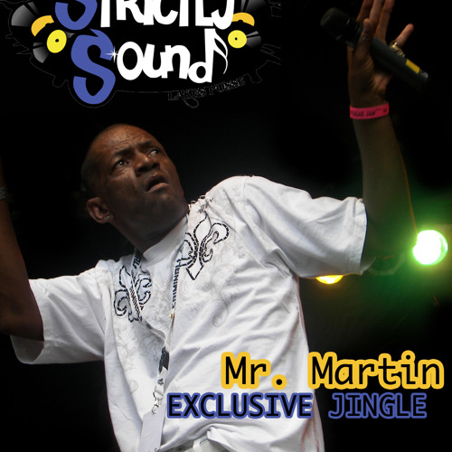 Horace Martin Jingle - Strictly Sound Exclusive