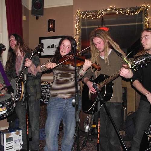 Dr Bluegrass & The Illbilly 8 - Paridse City - (Guns and Roses) Live @ The dover Castle