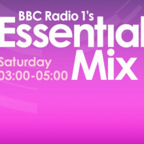 "Scott Hardkiss DJs on ""Pete Tong's Essential Mix BBC Radio 1"" (London, UK)"
