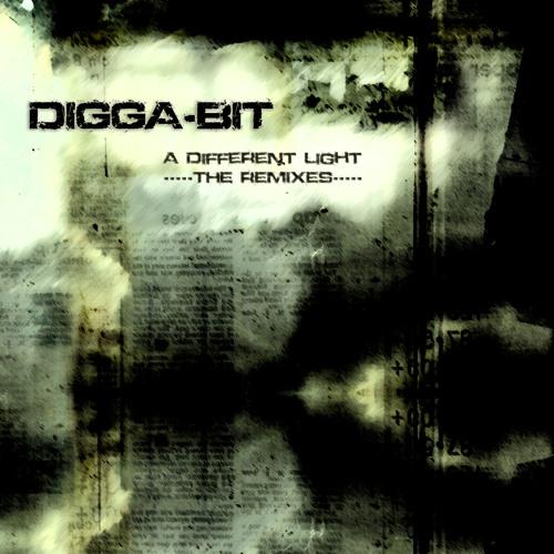 DIGGA-BIT - A Different Light (The Remixes)