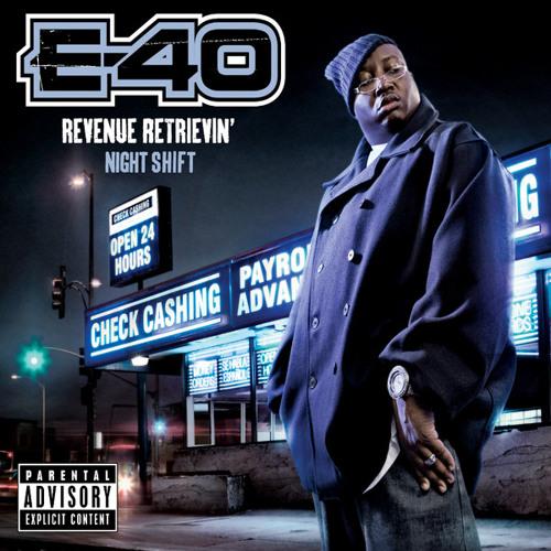 E-40 - My Lil Grimey N_gga