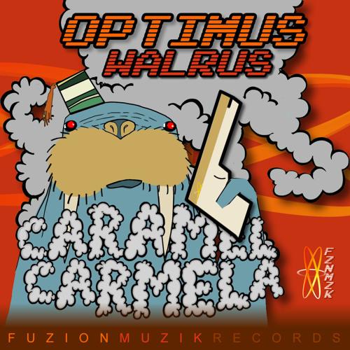 Caramel Carmela - Kaptain Kyle (James Egbert Remix)