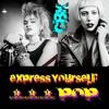 Lady GaGa vs Madonna Express This Way 124 POP REMIX