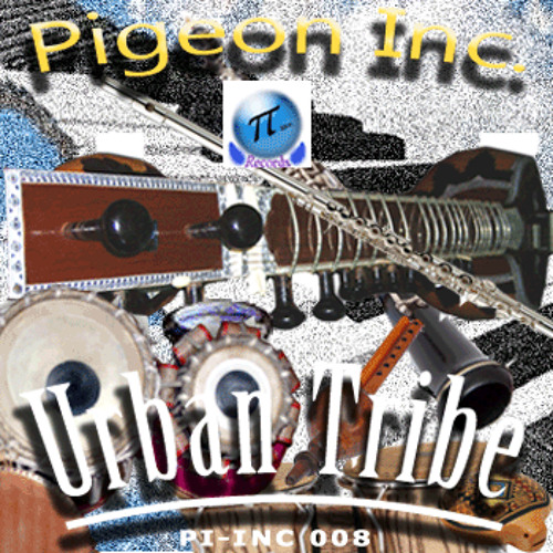 01 01 Pigeon Inc. - Urban Tribe Part 1 - Nerve Endings - Figure (Clip)